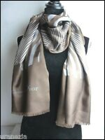 CHRISTIAN DIOR Etole 100% Soie Made in France TBE