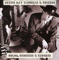 Stevie Ray Vaughan - Solos, Sessions and & Encores CD