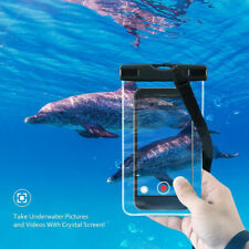 Waterproof Underwater Case Cover Bag Dry Pouch Mobile Phones Samsung iPhone New