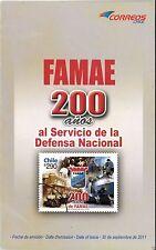 Chile 2011 Brochure FAMAE 200 años al Servicio de la Defensa Nacional