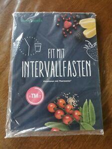 Thermomix Fit mit Intervallfasten Kochbuch OVP