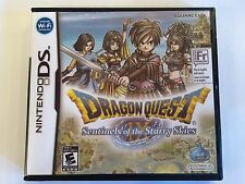 Dragon Quest IX Sentinels of the Starry Skies - DS - Replacement Case - No Game