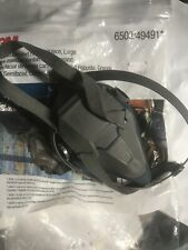 3M 6503 / 49491 Rugged Comfort Half Facepiece Reusable Respirator, USA, Large