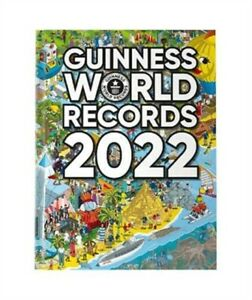 Guinness World Records 2022: New Book