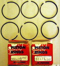 Triumph 500ccm 5ta t100 t100r t100c kit piston anneaux piston rings 69mm plus 040
