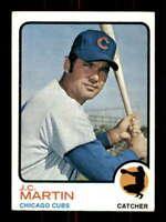 1973 Topps #552 J.C. Martin NM/NM+ Cubs 506369