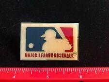 LARGE Major League Baseball LOGO Lapel Pin - Butterfly Pin Back