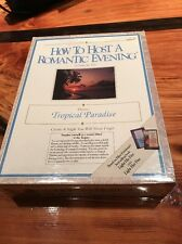 Decipher How To Host A Mu How to Host a Romantic Evening - Tropical Para Box VG