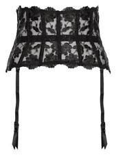 SALE Ann Summers CELIA WASPIE, Black *NEW* RRP£25 Lace