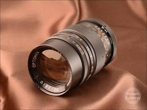 Optomax 135mm f3.5 10 Blade Bokeh Special  M42 Universal Mount - 702