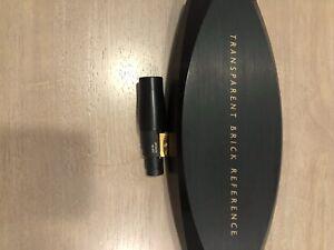 Transparent Audio - BRICK REFERENCE W Matching Speakon Calibrated 40-65 Ft