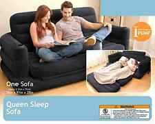 Sectional Sleeper Sofa an AIR Couch Bed Convertible Living Room Loveseat Chair