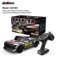 4WD/RC 1/16 2.4G 30km/h High Speed LED Light Drift Vehicles N Car Control K4F7