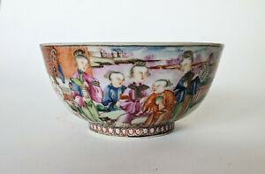18th C. Chinese Export Bowl