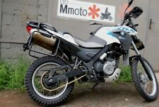 BMW G650GS Sertao Side carrier Black Mmoto