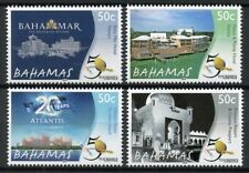 Bahamas 2014 MNH Tourism Golden Jubilee Hotels 4v Set Architecture Stamps