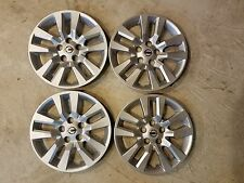 """Set of 4 Brand New 2013 2014 2015 Altima Wheel Covers 16"""" Hubcaps 53088"""