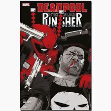 DEADPOOL VS. PUNISHER Das Duell der Marvel Antihelden komplett PANINI COMIC NEU