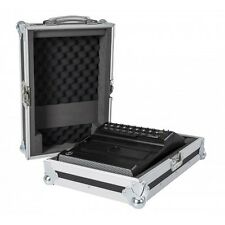 Flight case pour Mackie DL1608 digital ipad mixer