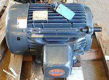 New Surplus 30 HP US Motor 3 Phase 460 volt  Mod# R120 FR 326US 3550 RPM