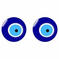 Nazar Boncuk Blaues Auge Evil Eye Sticker Aufkleber Auto Laptop Handy Türkiye