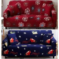 1 2 3 4 Seater-Slipcover Sofa Covers Stretch Couch Cover Furniture Protector USA