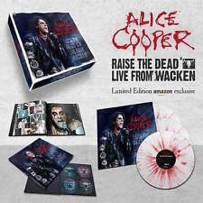 ALICE COOPER: RAISE THE DEAD - LIVE FROM WACKEN (NEW BLU-RAY)