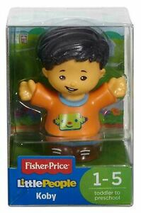 Fisher-Price Petit Gens Koby Figurine Pré-scolaire Toy