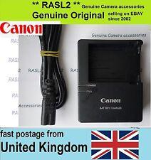 Genuino, originale Canon LC-E8E CARICABATTERIE PER EOS 550D 600D 650D 700D Kiss X4 X5 KISS X6