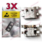3 X New Micro USB Charging Sync Port Charger LG K8 US215 K350N K350E K350DS USA