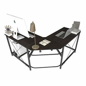 L-Shaped Corner Computer Desk  (150+150) W55 * H76cm   Office Workstation Desk