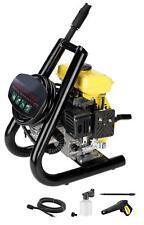 Nettoyeur à haute pression thermique 2,5 HP - débit 520 l/h max - 130 bars