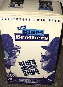 Blues Brothers VHS Box Set