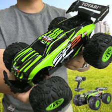 1:18 RC Big Wheel Monster Truck RC RACING Car Remote Control Off Road Truggy TOY