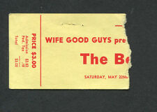1965 The Beach Boys concert ticket stub Indianapolis Summer Days Help Me Rhonda