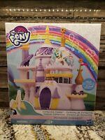 My Little Pony Canterlot Castle Playset Princess Celestia 3 Levels of Play NEW