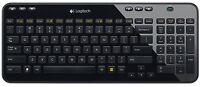 Logitech K360 Wireless Keyboard Glossy Black