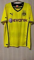 Borussia Dortmund BVB  2013 2014 Puma Home Top Shirt Jersey Trikot