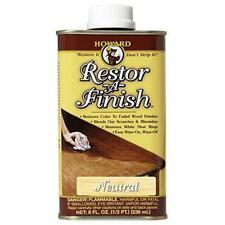 Howard Products Rf1008 Restor-A-Finish, 8 oz, Neutral 8