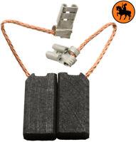 NUOVO Spazzole di Carbone BAIER BDN454 macellaio per muratura - 6.3x10x20mm