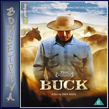 BUCK - Buck Brannaman **BRAND NEW DVD **