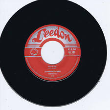 JOHNNY REBB - ROCK ON / HEY SHERIFF - (Hot KILLER Aussie ROCKABILLY STROLLER)