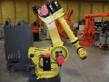 Fanuc S430 iw robot, Fanuc Robot, Fanuc RJ3 Control, ABB robot, Nachi Robot