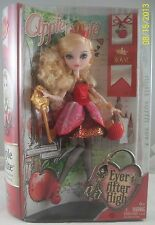New EVER AFTER HIGH Doll APPLE WHITE Snow White's Daughter Fairy Tale *BEAUTIFUL