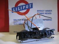 LILIPUT # 41005.1AC Drehgestell E10/110/E40/140 Wechselstromausführung NEU