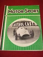MOTORSPORT - SEPT 1955 VOL XXXI # 9