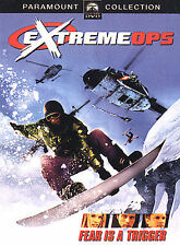 Extreme Ops - DVD - Excellent condition. Extreme Winter Sports Scenes