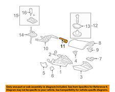 Saturn GM OEM Sky Console-Park Parking Emergency Brake Handle Cover 15881764