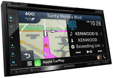 "Kenwood eXcelon DNX696S - 6.8"" WVGA Navigation/DVD Receiver"