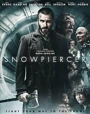 Snowpiercer [Blu-ray] Blu-ray